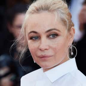 Emmanuelle Béart is listed (or ranked) 8 on the list Full Cast of Mission: Impossible Actors/Actresses