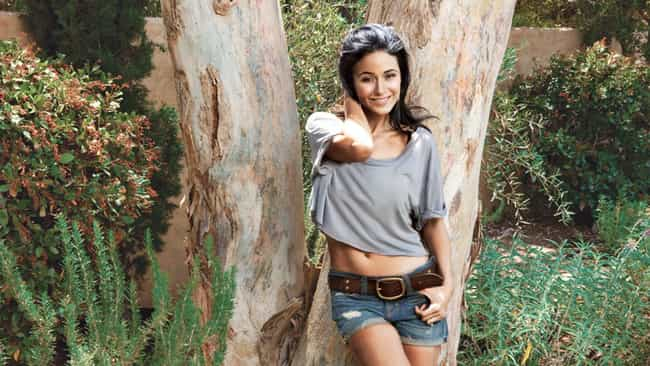 Emmanuelle Chriqui is listed (or ranked) 1 on the list The Hottest Girls on HBO's Entourage