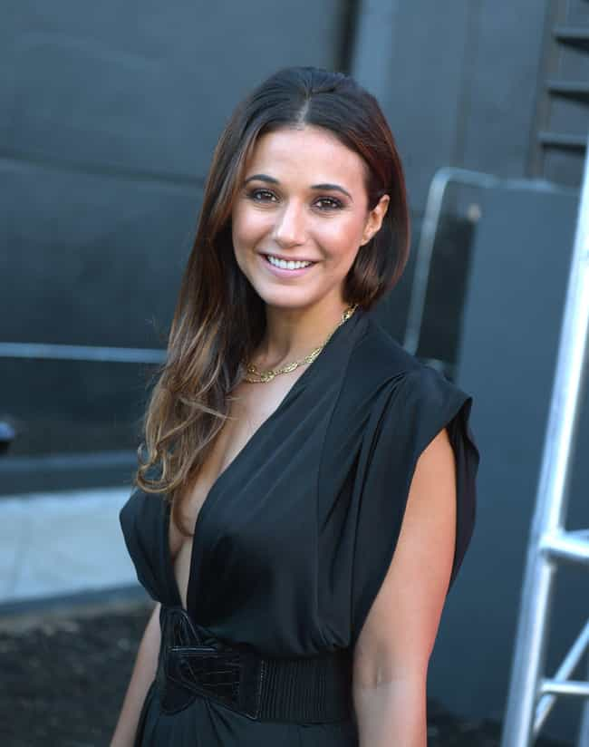 Emmanuelle Chriqui is listed (or ranked) 5 on the list The Most Gorgeous Girls on Primetime TV