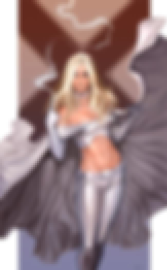 Emma Frost is listed (or ranked) 2 on the list The Sexiest Female Comic Book Characters