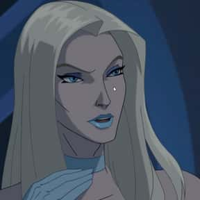 Emma Frost is listed (or ranked) 24 on the list The Most Attractive Cartoon Characters Of All Time