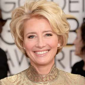 Emma Thompson is listed (or ranked) 1 on the list The Greatest British Actors of All Time