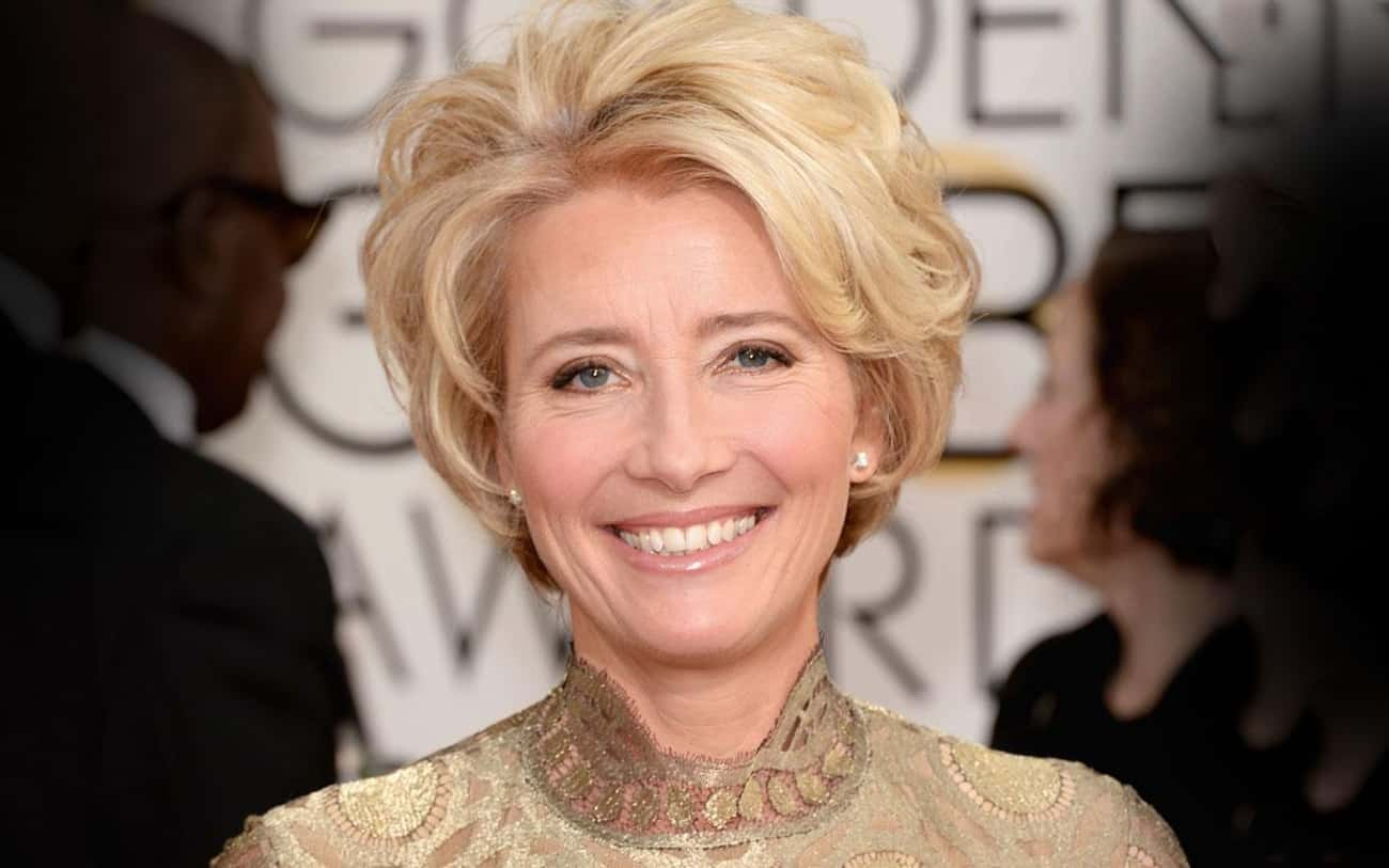 Emma Thompson is listed (or ranked) 3 on the list 75+ Famous Actresses Who Are Aries