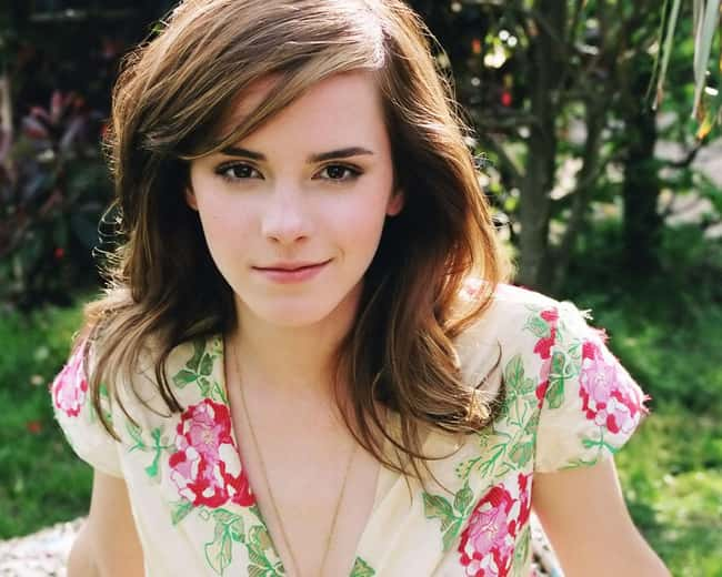 Emma Watson is listed (or ranked) 59 on the list The Most Captivating Celebrity Eyes (Women)