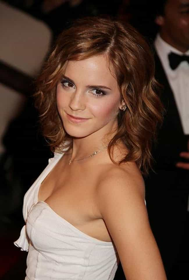 Emma Watson is listed (or ranked) 1 on the list The Top 21 Most Beautiful British Celebrities
