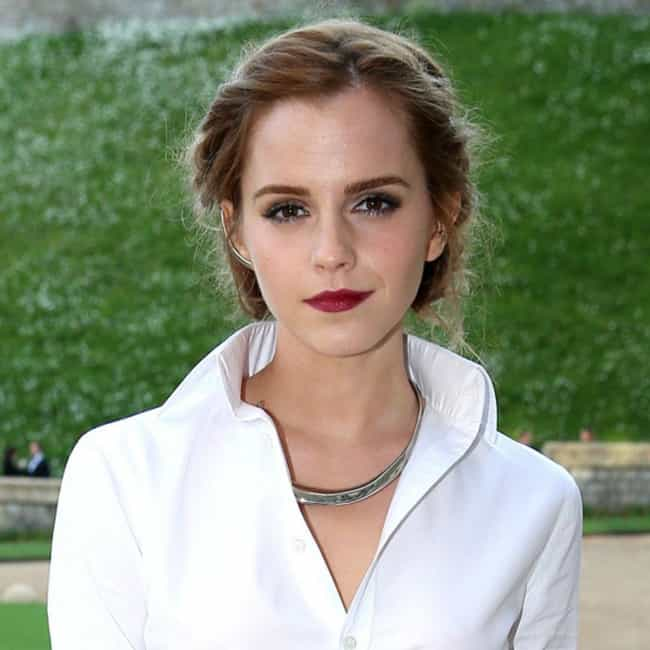 Emma Watson is listed (or ranked) 6 on the list The Most Influential People of 2014