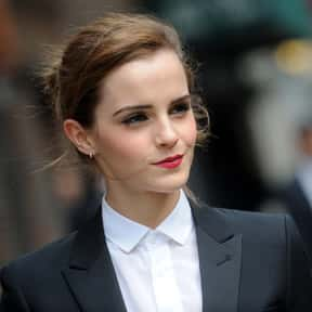 Emma Watson is listed (or ranked) 5 on the list Who Was America's Girlfriend in 2015?