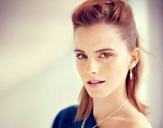 Emma Watson is listed (or ranked) 4 on the list The Cast of Harry Potter: Where Are They Now?