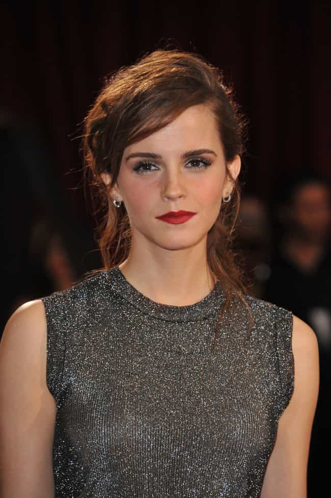 Emma Watson is listed (or ranked) 2 on the list 80 Famous People with ADHD