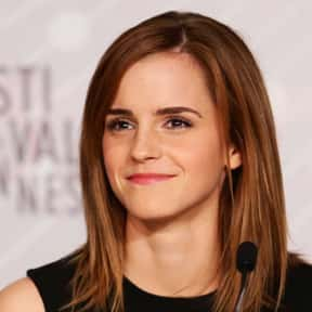 Emma Watson is listed (or ranked) 7 on the list The Best Female Celebrity Role Models