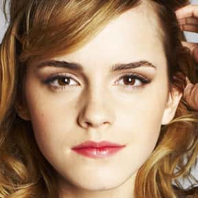 Emma Watson is listed (or ranked) 17 on the list Guests You Hope to See on Late Show with Stephen Colbert