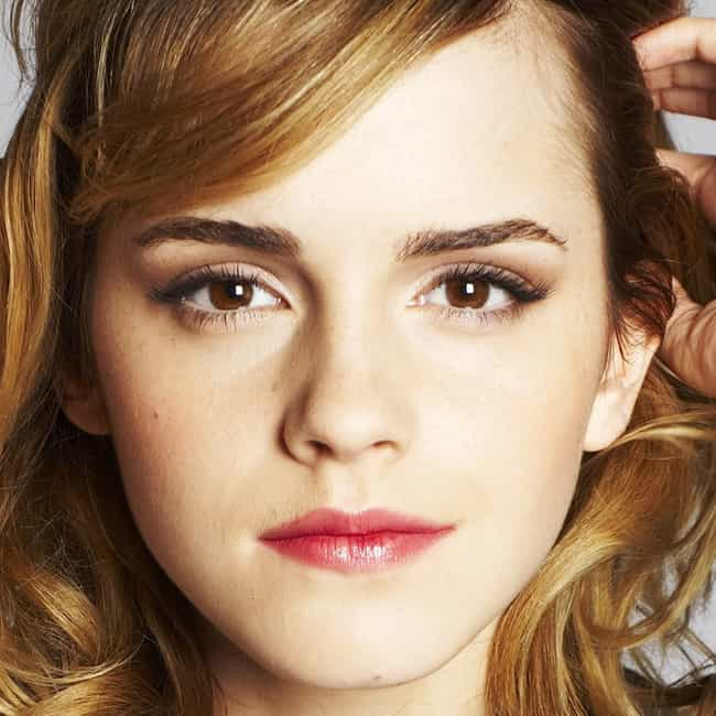 Emma Watson is listed (or ranked) 1 on the list Celebrities Born On Easter Sunday