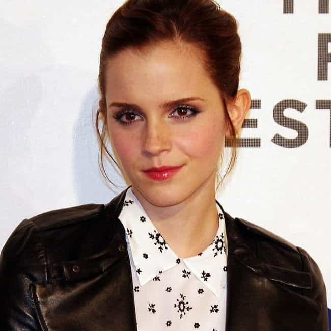 Emma Watson is listed (or ranked) 2 on the list Prince Harry Loves and Hookups
