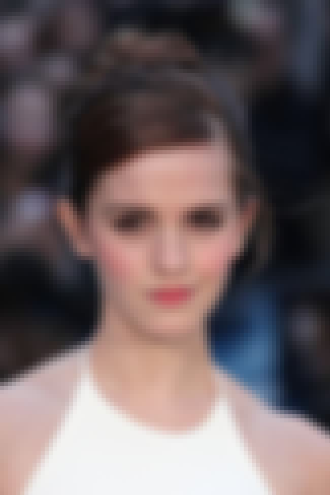 Emma Watson is listed (or ranked) 1 on the list 39 Celebrities Who Have Been Hacked