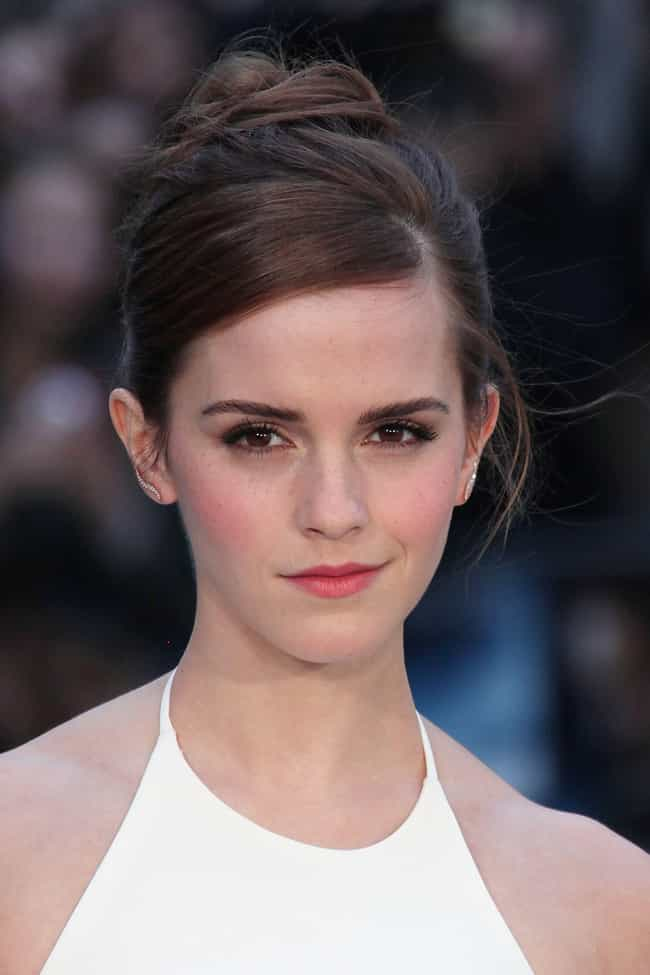Emma Watson is listed (or ranked) 3 on the list Celebrities Who Have Been Hacked
