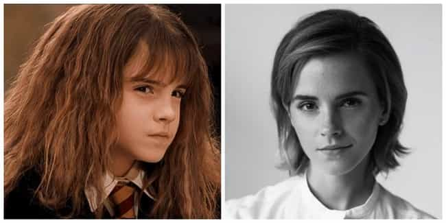 Emma Watson is listed (or ranked) 3 on the list 26 of Your Childhood Crushes from the 2000s (Then and Now)