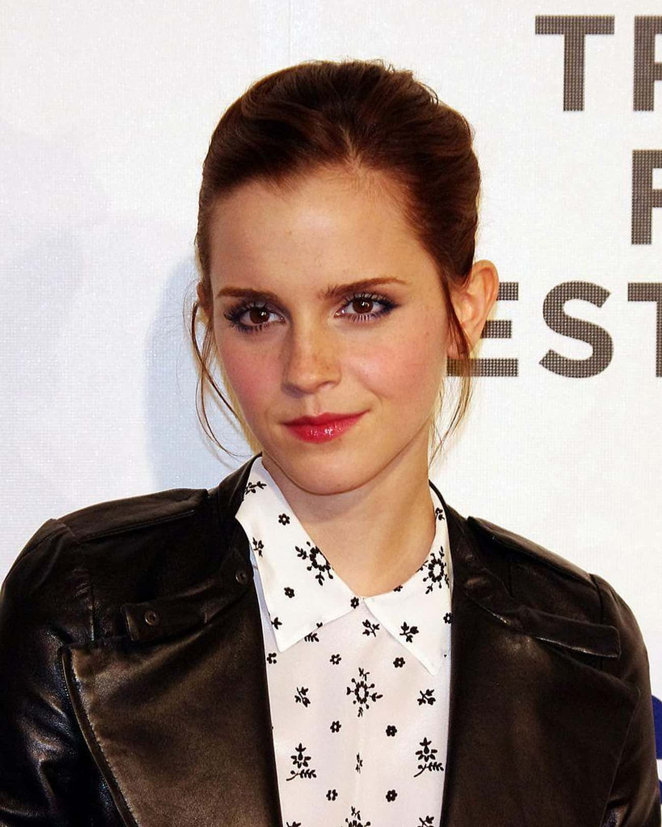 Emma Watson is listed (or ranked) 4 on the list The Cast Of 'Harry Potter': Where Are They Now?