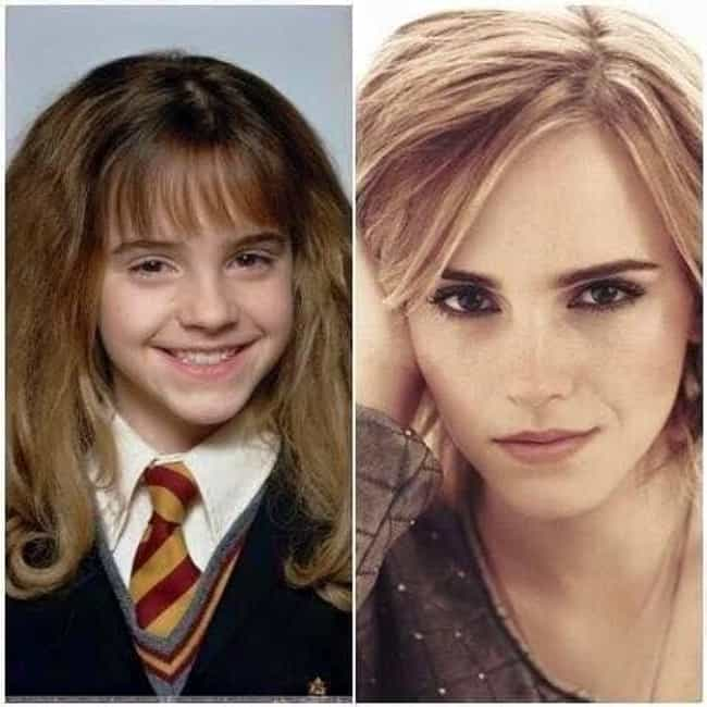 Emma Watson is listed (or ranked) 4 on the list Celebrities Who Have Aged the Best