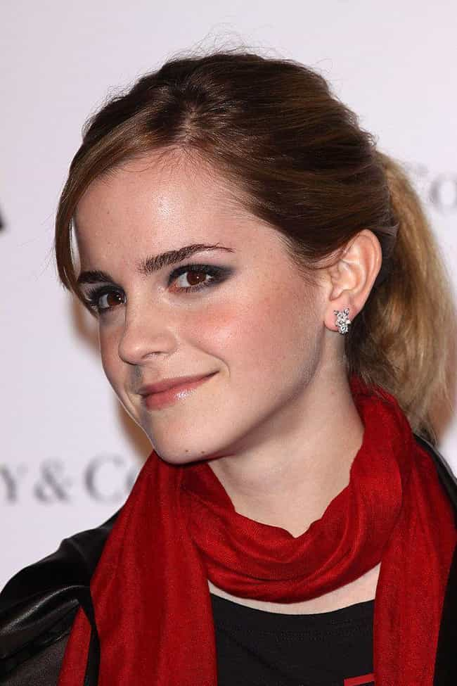 Emma Watson is listed (or ranked) 1 on the list Beautiful Celebrity Women With Adorable Freckles