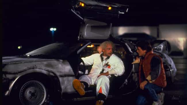 Emmett Brown is listed (or ranked) 5 on the list The Best Qs In Fiction