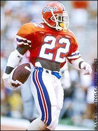 Random Best University of Florida Football Players of All Time