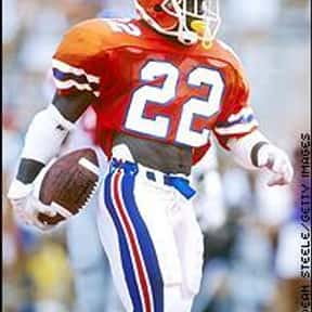 Emmitt Smith is listed (or ranked) 1 on the list The Best University of Florida Football Players of All Time