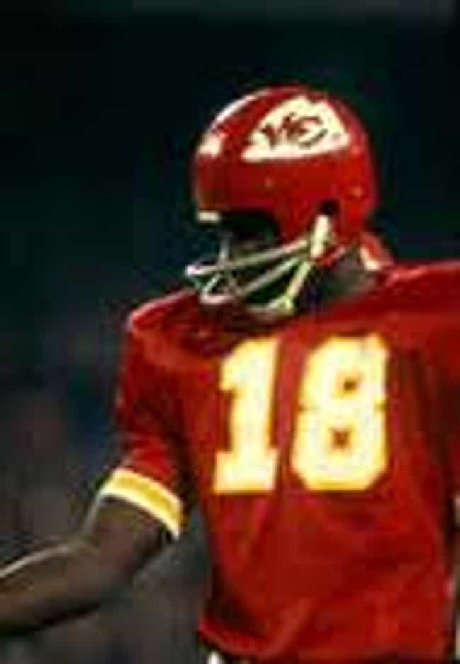 Emmitt Thomas is listed (or ranked) 4 on the list The Best Athletes Who Wore #18