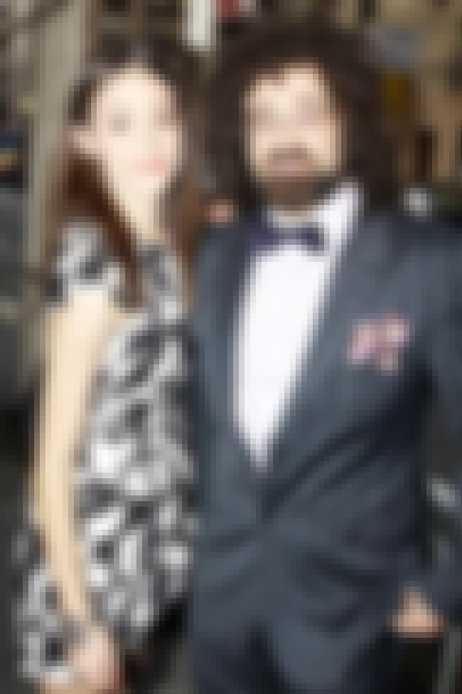 Emmy Rossum is listed (or ranked) 1 on the list Women Who Adam Duritz Has Dated