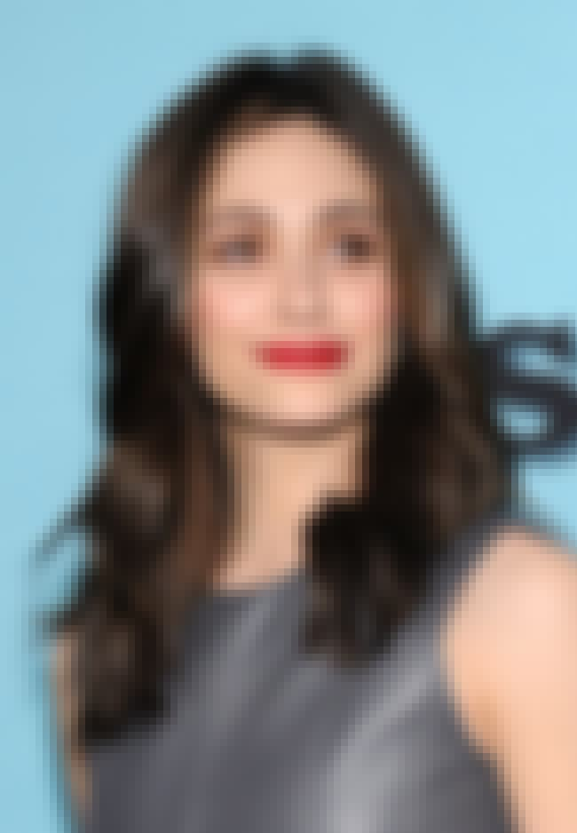 Emmy Rossum is listed (or ranked) 2 on the list Famous People Born in 1986