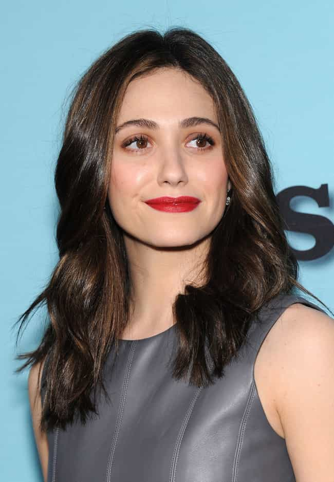 Emmy Rossum is listed (or ranked) 2 on the list Famous Spence School Alumni