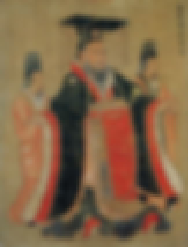 Emperor Zhao of Han is listed (or ranked) 3 on the list 8 Kings And Queens Who Weren't Even Double-Digits When They Ascended The Throne