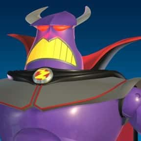 Emperor Zurg is listed (or ranked) 20 on the list The Best Toy Story Characters in the Whole Series, Ranked