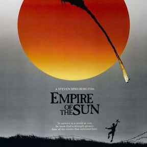 Empire of the Sun is listed (or ranked) 16 on the list The Best Steven Spielberg Movies