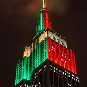 Empire State Building is listed (or ranked) 13 on the list The Best Tourist Attractions in America