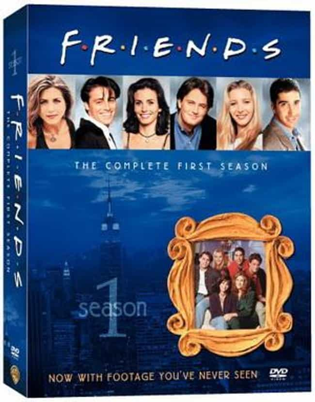 Friends Season 1 is listed (or ranked) 7 on the list Every Season of Friends, Ranked