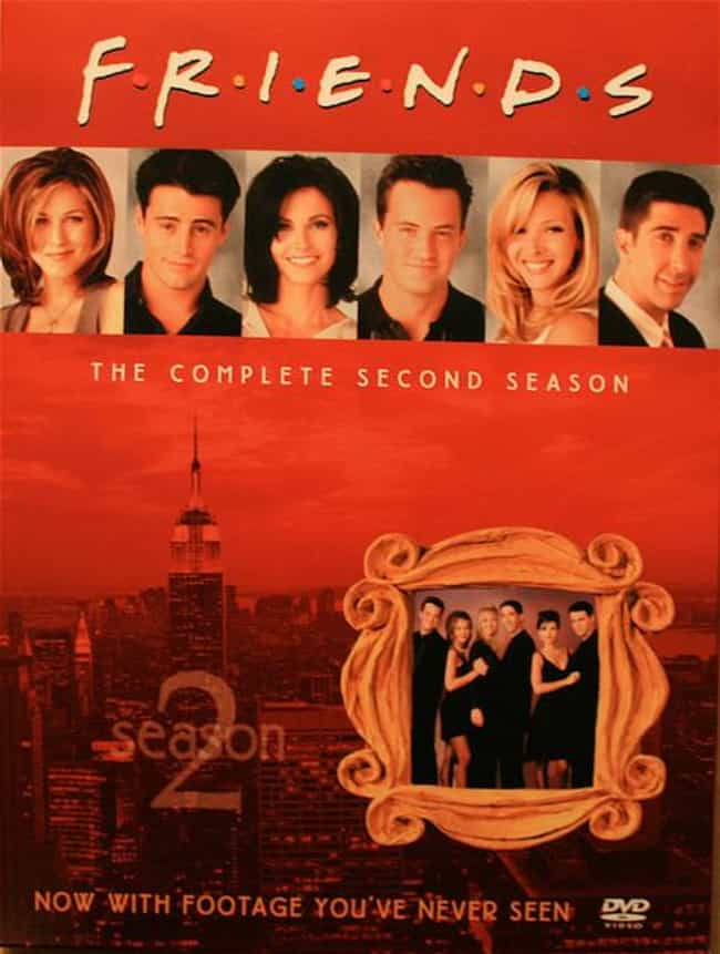 Friends Season 2 is listed (or ranked) 4 on the list Every Season of Friends, Ranked