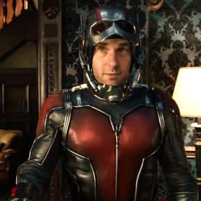 Ant-Man is listed (or ranked) 20 on the list Who Will Die In Avengers: Infinity War?