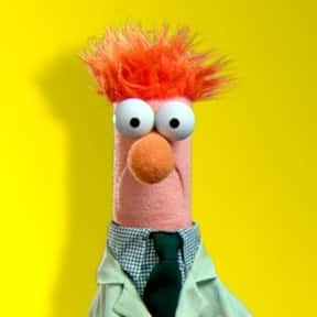 Beaker is listed (or ranked) 14 on the list The Greatest Scientist TV Characters