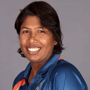 Jhulan Goswami is listed (or ranked) 24 on the list Famous Female Athletes from India
