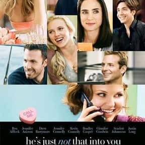 He's Just Not That Into Yo is listed (or ranked) 22 on the list The Best Scarlett Johansson Movies
