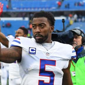 Tyrod Taylor is listed (or ranked) 16 on the list The Best NFL Players From Virginia