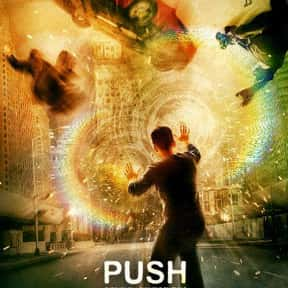 Push is listed (or ranked) 15 on the list The Best Dakota Fanning Movies