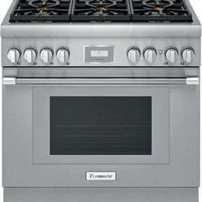 Thermador is listed (or ranked) 9 on the list The Best Large Kitchen Appliance Brands