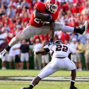 Knowshon Moreno is listed (or ranked) 22 on the list The Best University of Georgia Football Players of All Time