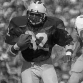 Stan Edwards is listed (or ranked) 21 on the list The Best Michigan Wolverines Running Backs of All Time