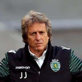 Jorge Jesus is listed (or ranked) 24 on the list The Best Current Soccer Coaches/Managers