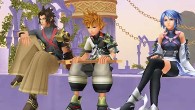 Kingdom Hearts Birth by Sleep is listed (or ranked) 2 on the list A Complete Timeline Of Every 'Kingdom Hearts' Game