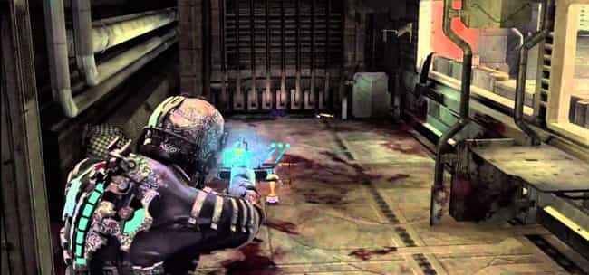 Dead Space is listed (or ranked) 2 on the list Video Games That Secretly Reward You For Cheating