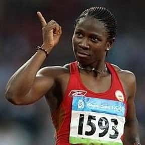 Josephine Onyia is listed (or ranked) 10 on the list Famous Female Athletes from Spain