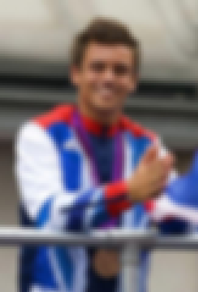Tom Daley is listed (or ranked) 4 on the list The Hottest Professional Athletes (Male)
